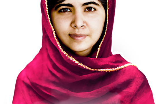 Stand #withMalala for Peace